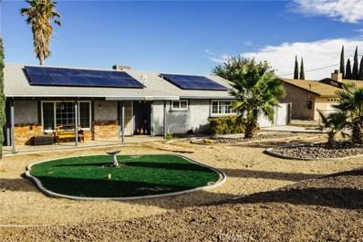 15454 Mojave Street, Hesperia, CA 92345 - MLS#: EV17252276