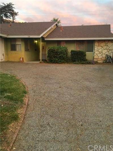 120 N Lincoln Street, Redlands, CA 92374 - MLS#: EV17252834