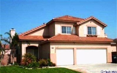 14869 Pony Court, Fontana, CA 92336 - MLS#: EV17254840