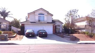 22549 Southwalk Street, Moreno Valley, CA 92553 - MLS#: EV17256331