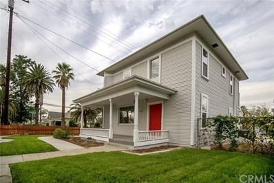 2893 Denton Street, Riverside, CA 92507 - MLS#: EV17259761