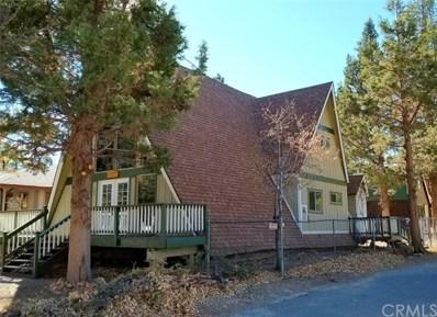 480 Wabash Lane, Big Bear, CA 92386 - MLS#: EV17261010