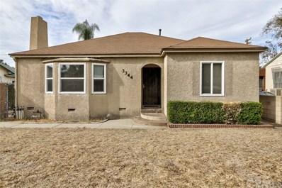 3344 N Mountain View Avenue, San Bernardino, CA 92405 - MLS#: EV17261946