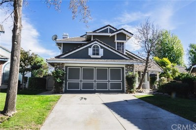 1736 Kingston Circle, Redlands, CA 92374 - MLS#: EV17261992
