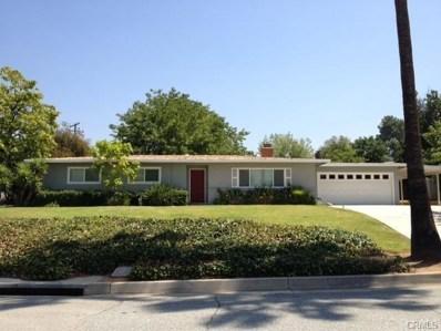 1306 Farview Lane, Redlands, CA 92374 - MLS#: EV17265351