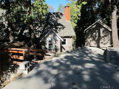 427 Pioneer Road, Lake Arrowhead, CA 92352 - MLS#: EV17265948