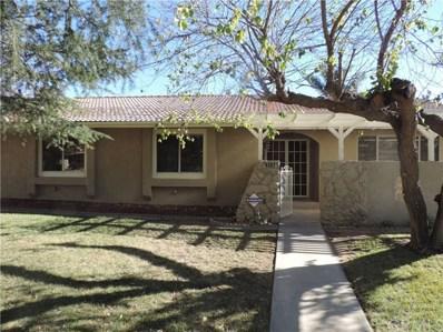 4402 Terry Lee Circle, Banning, CA 92220 - MLS#: EV17267204