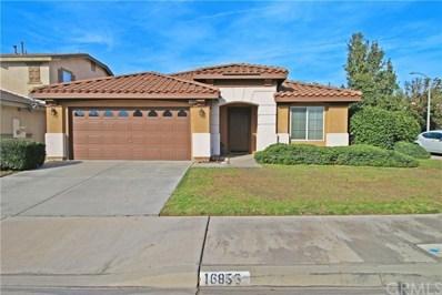 16856 Maidstone Lane, Fontana, CA 92336 - MLS#: EV17267225