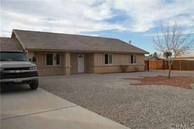 14990 Nanticoke Road, Apple Valley, CA 92307 - MLS#: EV17267420