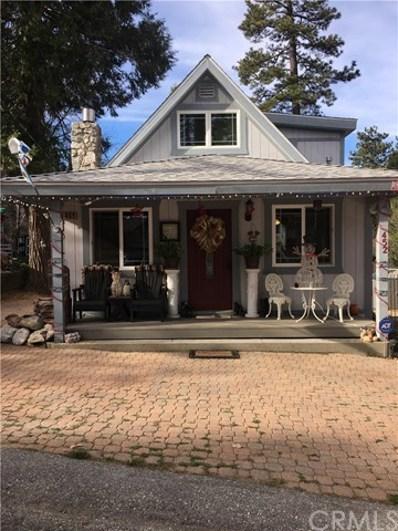 452 Forest Lane, Crestline, CA 92325 - MLS#: EV17268350