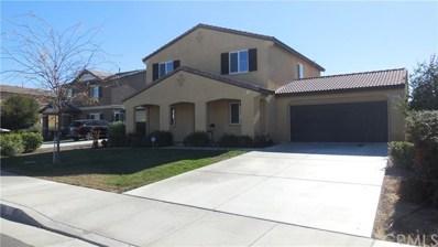 815 Bogey Drive, Beaumont, CA 92223 - MLS#: EV17269900