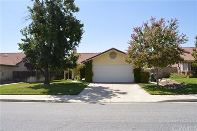1761 Vasili Lane, Beaumont, CA 92223 - MLS#: EV17271532