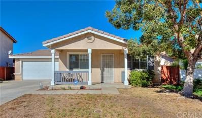 26090 Balancin Way, Moreno Valley, CA 92555 - MLS#: EV17271816
