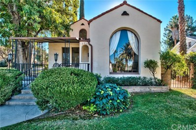 203 W Cypress Avenue, Redlands, CA 92373 - MLS#: EV17271974