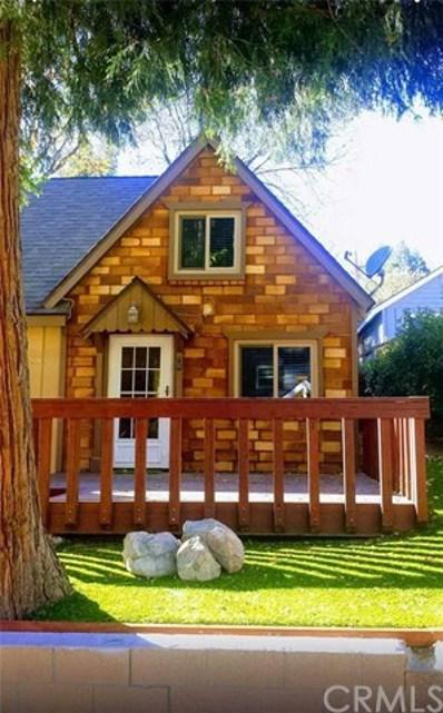 388 Maple Drive, Lake Arrowhead, CA 92352 - MLS#: EV17271988
