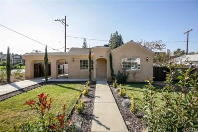 640 Harding Drive, Redlands, CA 92373 - MLS#: EV17273703