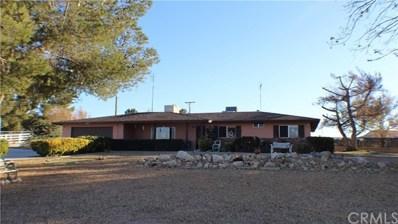 18685 Mojave Street, Hesperia, CA 92345 - MLS#: EV17275765