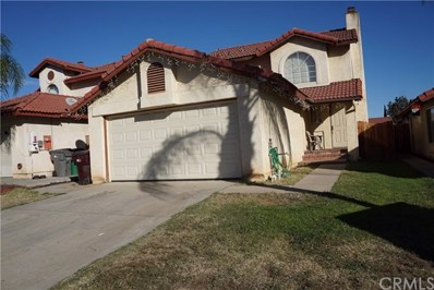 13066 Lakota Street, Moreno Valley, CA 92553 - MLS#: EV17279726