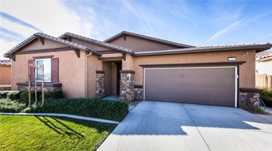 1343 Orchis Lane, Beaumont, CA 92223 - MLS#: EV17280170