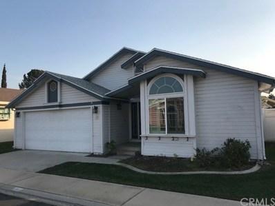 140 W Pioneer Avenue UNIT 24, Redlands, CA 92374 - MLS#: EV17280309