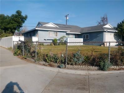 2841 Santez Drive, Pomona, CA 91768 - MLS#: EV18000097