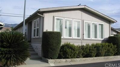 3800 W Wilson Street UNIT 9, Banning, CA 92220 - MLS#: EV18001335