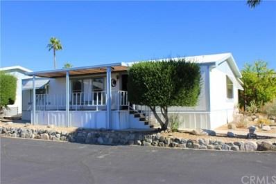 17640 Corkill Road UNIT 74, Desert Hot Springs, CA 92241 - #: EV18001551