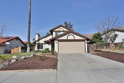 21158 Martynia Court, Moreno Valley, CA 92557 - MLS#: EV18002486