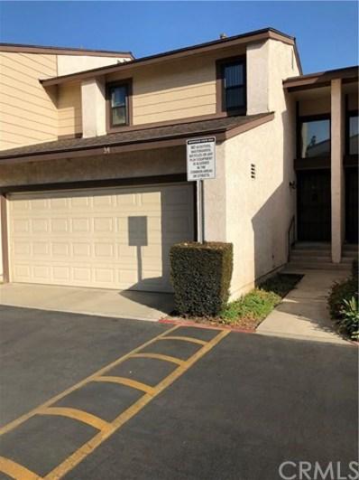 2025 S Mountain Avenue UNIT 34, Ontario, CA 91762 - MLS#: EV18003019