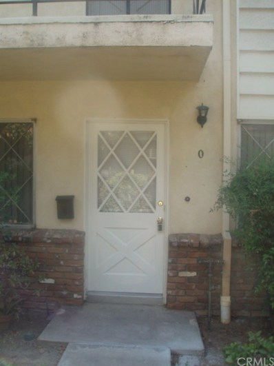 534 Roosevelt Road UNIT O, Redlands, CA 92374 - MLS#: EV18003247