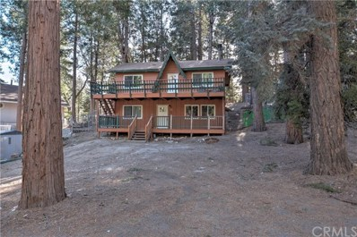 433 La Casita Drive, Twin Peaks, CA 92391 - MLS#: EV18005984