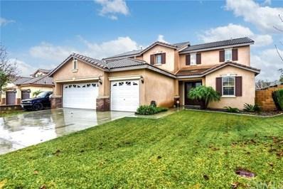 26477 Primrose Way, Moreno Valley, CA 92555 - MLS#: EV18007517