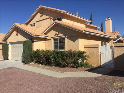 12337 6th Avenue, Victorville, CA 92395 - MLS#: EV18009175