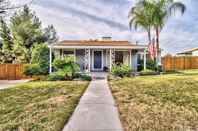 12394 Crestwood Drive, Yucaipa, CA 92399 - MLS#: EV18010808