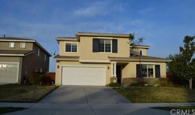 1427 Black Hawk Court, Redlands, CA 92374 - MLS#: EV18011874
