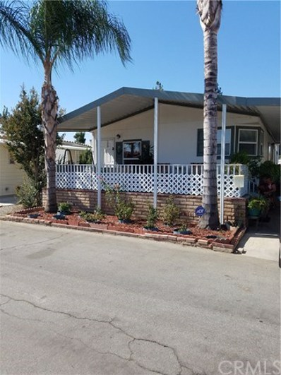 725 W Thornton Avenue UNIT 31, Hemet, CA 92543 - MLS#: EV18012924
