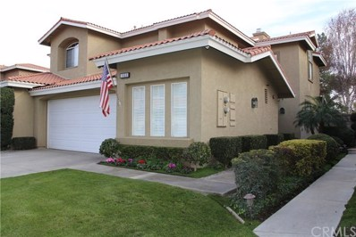 1460 Upland Hills Drive S, Upland, CA 91786 - MLS#: EV18012925