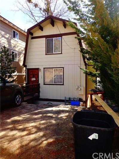 33397 Cedar Drive, Arrowbear, CA 92308 - MLS#: EV18013304