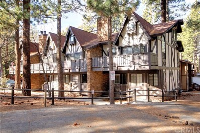 41896 Switzerland Drive UNIT 3, Big Bear, CA 92315 - MLS#: EV18014541