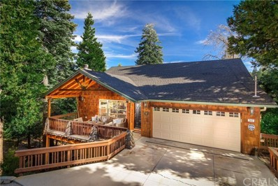 247 Chippewa Lane, Lake Arrowhead, CA 92352 - MLS#: EV18015191