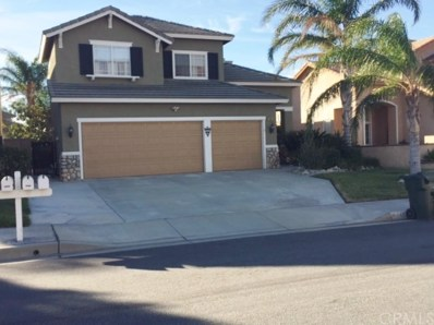 14865 Rodeo Way, Fontana, CA 92336 - MLS#: EV18018770