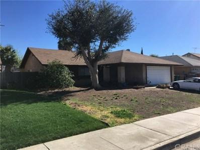 13394 Sunflower Court, Moreno Valley, CA 92553 - MLS#: EV18022122