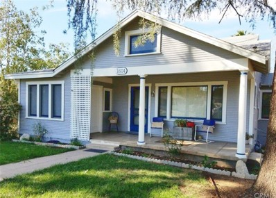 1604 Laurel Avenue, Redlands, CA 92373 - MLS#: EV18023547