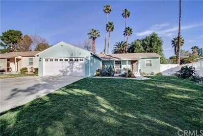 6042 Colonial Drive, Riverside, CA 92506 - MLS#: EV18025092