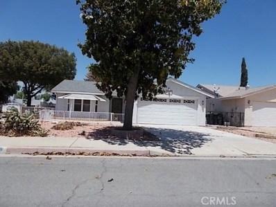 2219 El Toro Circle, Hemet, CA 92545 - MLS#: EV18025914