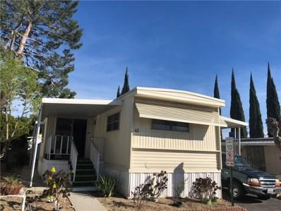 721 N Sunset Avenue UNIT 62, Banning, CA 92220 - MLS#: EV18025960