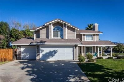 1605 Lisa Lane, Redlands, CA 92374 - MLS#: EV18026409