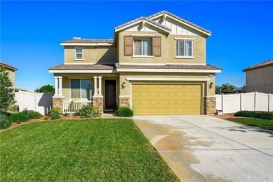 546 W James Street, Rialto, CA 92376 - MLS#: EV18026616