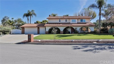 101 Chisholm Trail, Redlands, CA 92373 - MLS#: EV18029032