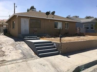 120 E Buena Vista Street, Barstow, CA 92311 - MLS#: EV18030736